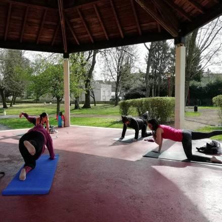SBE atelier yoga